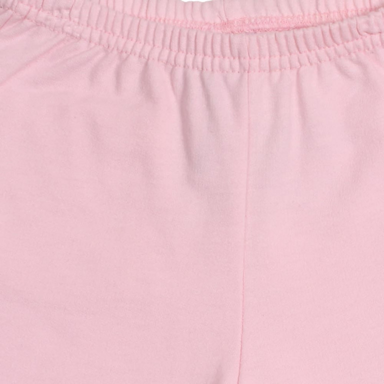 Shorts Bebê Tip Top Cotton Rosa